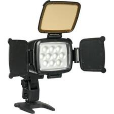Polaroid Professional High-Power 10 LED Video Light For Cameras & Camcorder