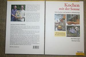 Manuel cuisiner avec le soleil- construction de solarofen- solaire Kocher- de recette-afficher le titre d`origine 4DdulJiD-07134851-951066679