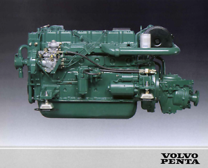 volvo penta marine diesel md 1b 2b 3b 5a 6a 7a 21a 31a 32a 41a rh ebay com Volvo Penta Engine Diagram Volvo Penta Workshop Manual
