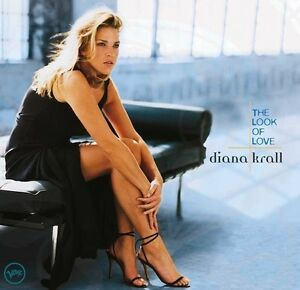 Diana-Krall-The-Look-Of-Love-New-Vinyl-180-Gram