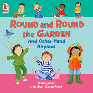 Round-And-Round-The-Garden-Comfort-Louise-Very-Good-Book