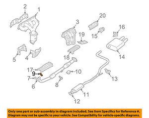 Nissan Oem 0206 Altima 25ll4 Escapetubo Delantero Primavera. Nissanoem0206altima25ll4. Wiring. 2002 Escape Engine Diagram 2 5l At Scoala.co