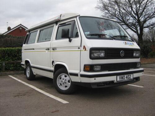 VW T25-T3 Camper Van SQUARE FARO Guardie