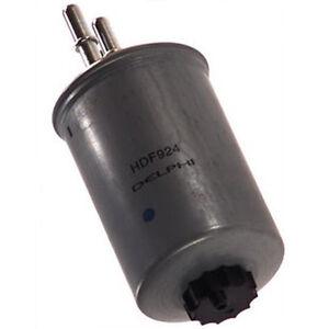 Delphi HDF915 filtro de combustible