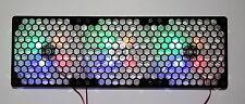 Custom Honeycomb 360mm Radiator triple 120mm Fan Grill Computer Case Cooling Mod