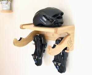 Portabici Da Muro Legno,Rack Bike Personalizzabile,fissaggio bici Parete