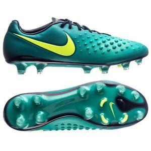 Nike-MAGISTA-OPUS-II-FG-gruen-gelb-843813-375-Gr-44-5