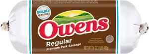 Owens-Regular-Pork-Sausage-16-Oz-4-Pack