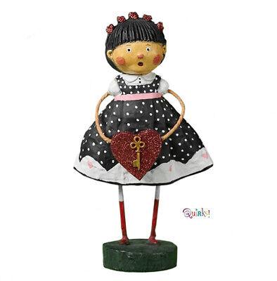Key to My Heart Lori Mitchell Collectible Figurine