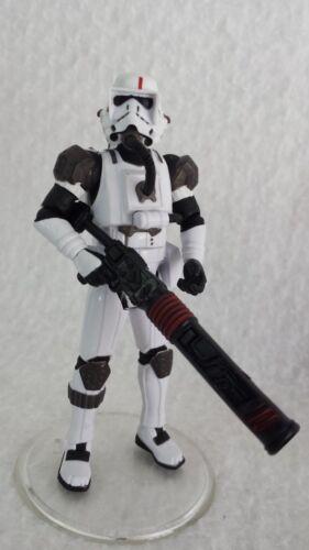 Star Wars IMPERIAL JUMPTROOPER figure Legacy The Force Unleashed Pack #2 TLC TFU