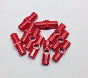 Lego Technic Technik 10x Eck Verbinder #32039 hellgrau NEUWARE