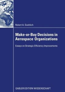 Make or Buy Decision (Meaning, Examples)   Top Factors