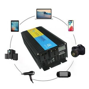 DC-24V-TO-AC-230V-2000W-4000W-Pure-Sine-Wave-Power-Inverter-Charger-UPS-LED-2-AC