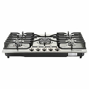 Image Is Loading 110v Top Brand 30 034 Cooktop Steel Built