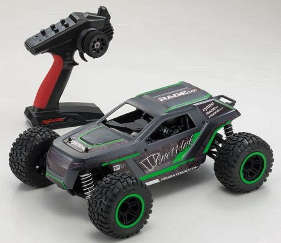 Kyosho Rage 2.0 Fazer 34411T2B MK2 1 10 Ep 4WD Readsyet   Tipo 2