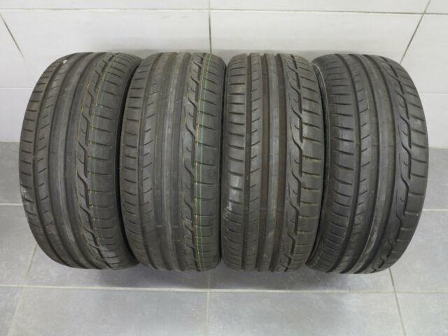 4x Sommerreifen Dunlop SP Sport Maxx RT 225/45 R17 91W / 7,2 mm