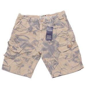 Ordentlich 0490q Bermuda X-feel Active Beige/azzurro Pantalone Corto Uomo Short Men Ein GefüHl Der Leichtigkeit Und Energie Erzeugen Herrenmode Kleidung & Accessoires