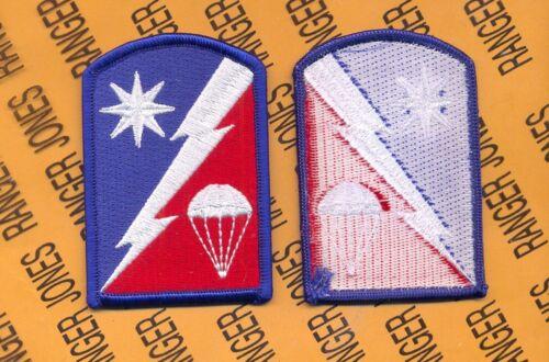 US Army 82nd Sustainment Brigade Airborne dress uniform patch m//e