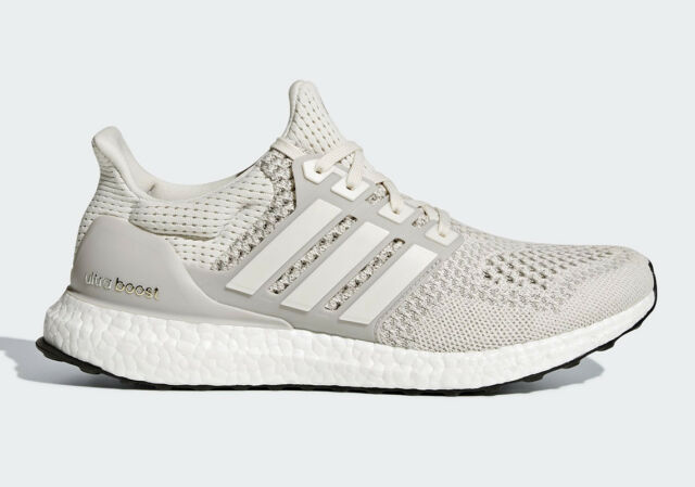 online retailer on feet at uk cheap sale NEW Adidas LTD Ultra BOOST 1.0 Cream White - BB7802 2018 Release DS LIMITED