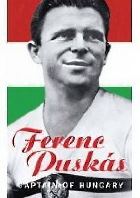 1 of 1 - Puskas, Ferenc, Ferenc Puskas: Captain of Hungary, Very Good Book