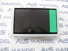 "Orig. Display MMI 3G 3G+ High Audi A4 S4 RS4 8K Monitor 8R0919604A 7"" Bildschirm"