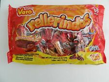 VERO RELLERINDOS CHAMOY SANDIA 65ct, Watermelon Mexican Hard Candy w/Soft Center