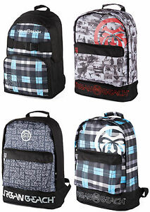 Mens-Urban-Beach-Rucksack-Backpack-Bag