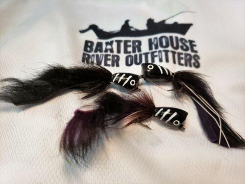 Popper Fly, Bass Popper Bass Poppers