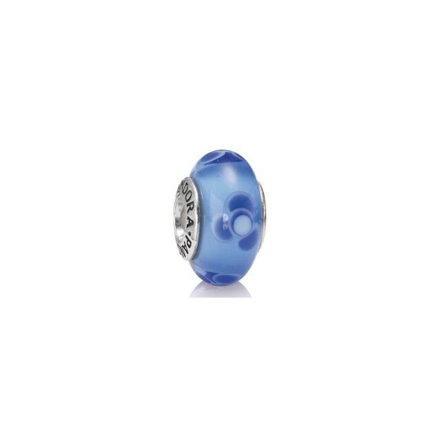 Pandora Charm - Blue Murano Glass