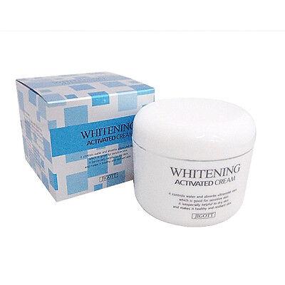 Korean Cosmetics Jigott Whitening Activated Cream 100g + Gift