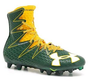 under armour high top cleats