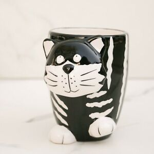 Chester The Cat//Kitty Coffee Mug Great For Cat Collections