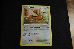 BREAKthrough Set Common Pokemon Card NM Doduo 115//162