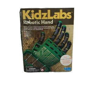 4M Kidz Labs Robotic Hand Age 8+ Educational Learning ...