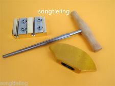 straight flute VIOLIN PEG HOLE REAMER,VIOLin PEG SHAVE , pegs assistant handle