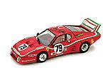1980 Ferrari 512BB LM Le Mans Bellancauto #79 1:43 2007 R414 BRUMM
