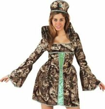 Déguisement Femme Marquise Gothique M/L 40/42 Costume Adulte Médiéval