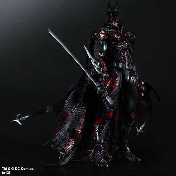 Arts Kai Bathomme Noir Rouge Limited Version  PVC Variable Action Figure Model Toy  être en grande demande