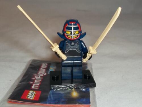 LEGO Bau- & Konstruktionsspielzeug Lego Minifigure Series 15-71011 12 Kendo Fighter Baukästen & Konstruktionsspielzeug