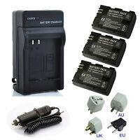 LP-E6 Li-Ion Canon Battery for Camera EOS 5D Mark II III 6D 60D 60Da 7D 70D DSLR