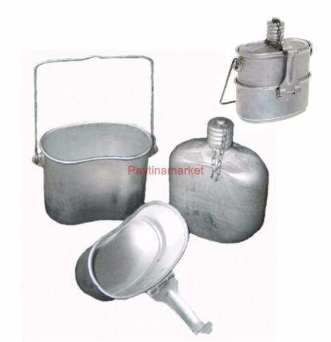 Military Kettle VDV Case Airborne Russian Army USSR Lunch Box Food Cup Bowler