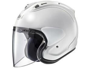 Helmet-Jet-Motorbike-Arai-Sz-R-Vas-Diamond-White-XXL