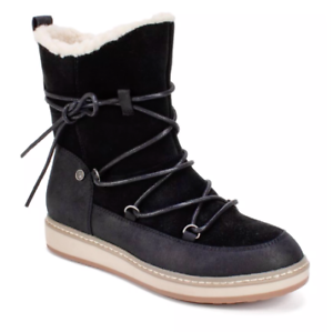 NEW White Mountain Women's Topaz Winter Boot Boots Size 7.5 M Dark Charcoal $119