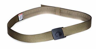 Gentile Tatonka Travel Waistbelt 30mm Accessorio Cintura Cachi Verde Nuovo-mostra Il Titolo Originale Modellazione Duratura