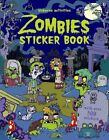 Zombies Sticker Book by Kirsteen Robson (Paperback, 2014)