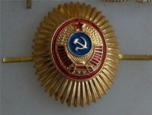 Genuine-Russian-from-Soviet-era-Police-Militsiya-hat-cockade