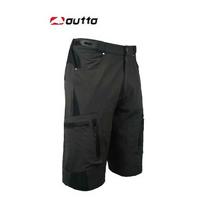 2 Color Men's  Cycling Mountain Bike / Bicycle Shorts Half Pants(No padding)