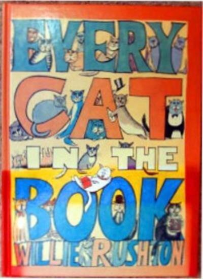Every Cat in the Book By William Rushton. 9781857931990