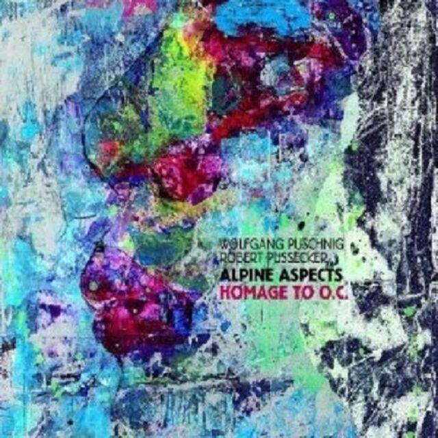 WOLFGANG PUSCHNIG - ALPINE ASPECTS: HOMAGE TO O.C.  CD NEU