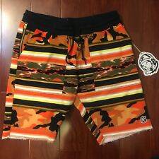 Billionaire Boys Club Men Mirage Shorts white bleach